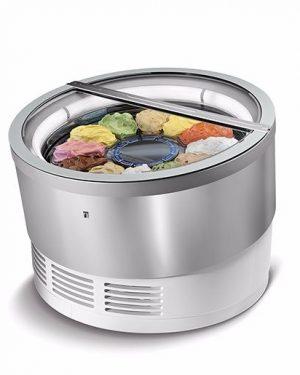 Gelato/ Ice Cream Display Freezers