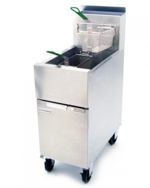 Dean SR52G Gas Fryer